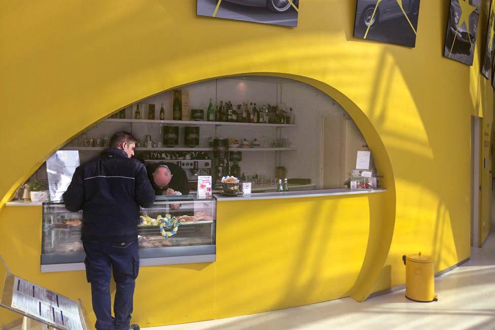Bar: arredamento su misura bar Casa museo – Modena